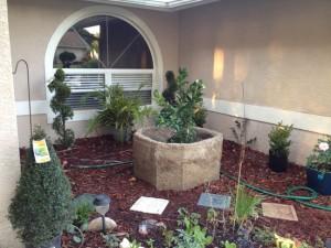 Hypertufa Garden Planters