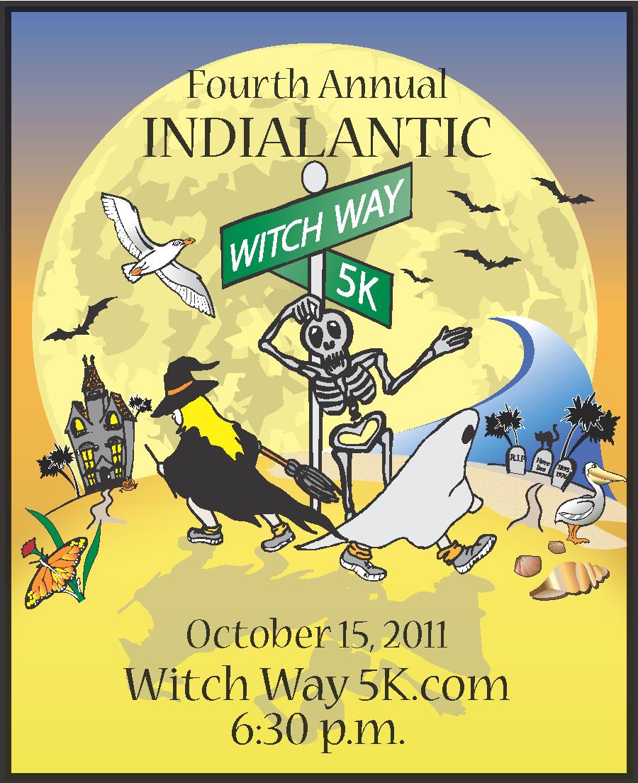 Fourth Annual Witch Way 5K